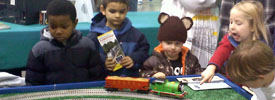 Twin City Model Railroad Museum at the World's Greatest Hobby Show
