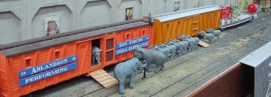 Circus Trains