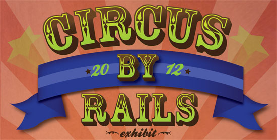 Circus By Rails 2012