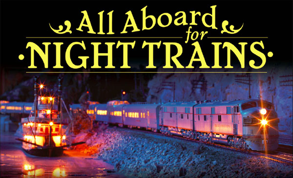 All Aboard for Night Trains