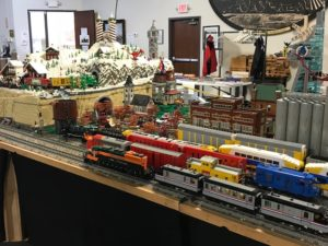 Lego Train Layout Twin City Model Railroad Museum